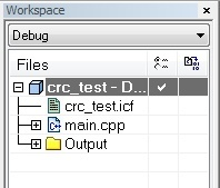 icf - файл в проекте