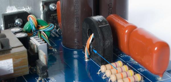 Направление трансформатора тока