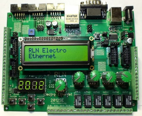 RLN Electro Ethernet