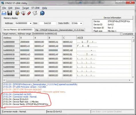 Stm32F4Discovery программирование  Практический курс STM32